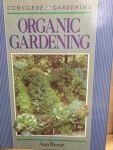 Book - Concorde Gardening Organic Gardening