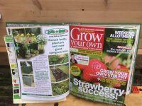 Book - Grow Your Own Magazine compendium