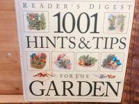 Book - 1001 Hints & Tips for the Garden
