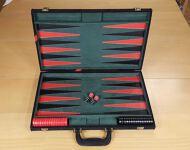 Backgammon valigetta