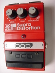 DOD FX-55B Supra Distortion Effect Pedal