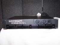 Crown Power-Tech 1 Power Amp