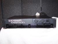 Crown Power-Tech 1 Power Amp