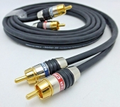 Monster Dual RCA to Dual RCA Cable