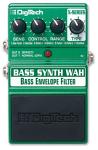 DigiTech Bass Synth Wah Bass Envelope Filter Effect Pedal