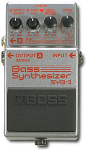 Boss SYB-3 Bass Synthesizer Effect Pedal