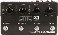 Ditto X4 Looper Effect Pedal