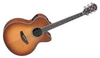 Yamaha CPX700 SDB Acoustic Guitar