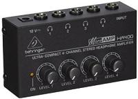 Behringer HA400 Behringer Headphone Amp
