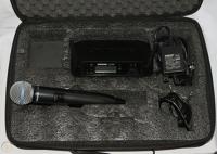 Shure GLX-D Wireless Mic System