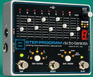 Electro-Harmonix 8-Step Program Effect Pedal