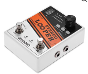 Ammoon Stereo Looper Effect Pedal