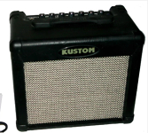 Kustom KGA10FX Guitar Amplifier
