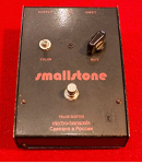Electro-Harmonix Smallstone Phase Shifter Effect Pedal