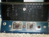 RCA Amp Head