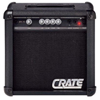 Crate BX-15 Bass Guitar Amplifier