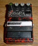 DOD FX86 Death Metal Effect Pedal