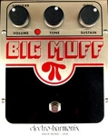 Electro-Harmonix Big Muff Pi Effect Pedal