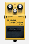 Boss SD-1 Super Overdrive Effect Pedal