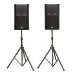 QSC K12 Powered Speakers (Set)