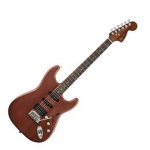 Squier Satin Trans Fat Stratocaster Electric Guitar