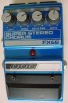 DOD FX68 Super Stereo Chorus Effect Pedal