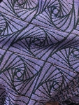 Firespiral purple teaching wrap size 7