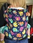 (M) Tula Toddler - Abi's elephants