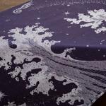 Firespiral - Twilight Silver Seafoam