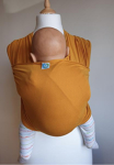 Calin Bleu - Mustard Stretchy Wrap Medium