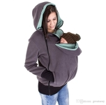 Babywearing Fleece - Mint - 3xl/18-20