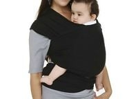 Kari-Me Stretchy Wrap, Black