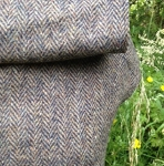 Connecta Standard, Harris Tweed Charcoal