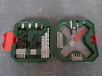 34pcs Drill Bit Set