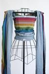 Lenny Lamb Rainbow Sky Blue Mist Woven Wrap Size 4