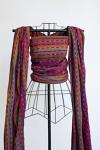 Girasol Zunil Ikat Woven Wrap Size 7