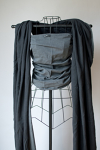 Didymos Double Face Anthracite Size 6
