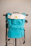 Lillebaby Complete - Teal Embossed