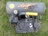 Compressor, 4 Gal
