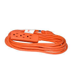 Extension Cord 25ft, 2 plug