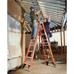 6ft Twin A-Frame Fiberglass Ladder