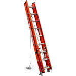 20ft Fiberglass Extension Ladder