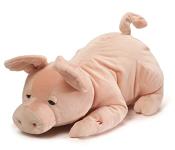 Wiggles the Sleepy Snoring Pig