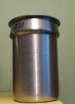 Bain Marie, 2 Qt, Stainless Steel Insert Pot