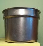 Bain Marie, 12 Qt, Stainless Steel Insert Pot