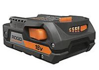 Ridgid 18V Li-ion Battery