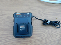 Ridgid 18V Li-ion Battery Charger