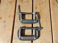 "3"" C-Clamps"
