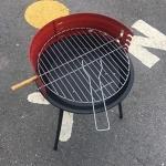 žar / outdoor grill