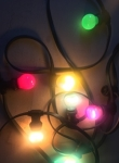 okrasne luči / decorative lights